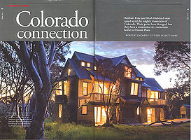 Alpine Style magazine article